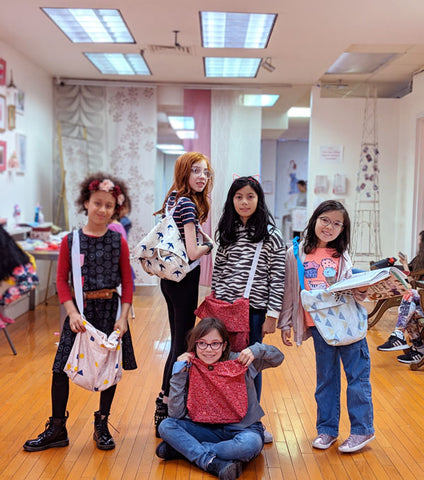 Rosh Hashanah Break Fashion Camp - Bryant Park - Kids