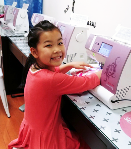 End of June Sewing Camp for Kids - Upper East Side