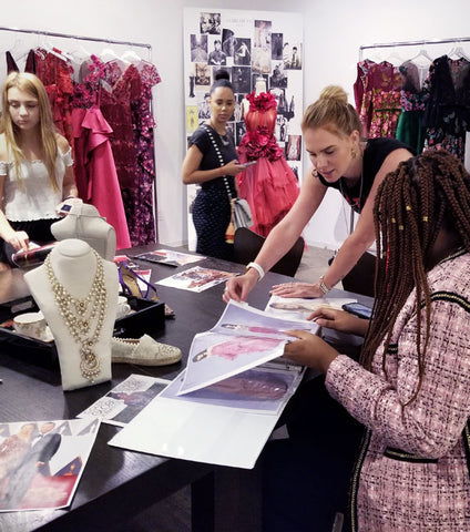 Fashion Entrepreneurship for Teens - Bryant Park