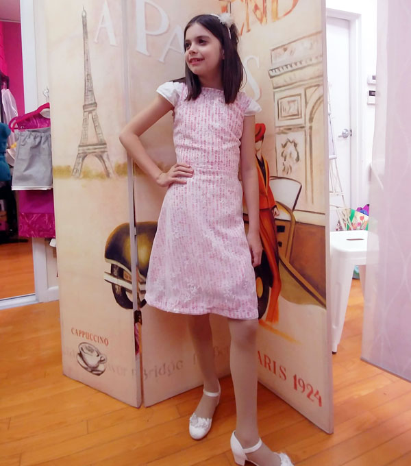 Fashion Designer Advanced Sew 3 For Tweens Bryant Park The Fashion Class