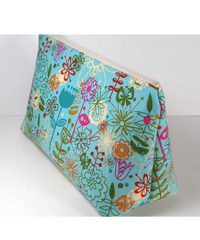 May: Mother's Day Makeup Pouch Sewing Workshop - Bryant Park