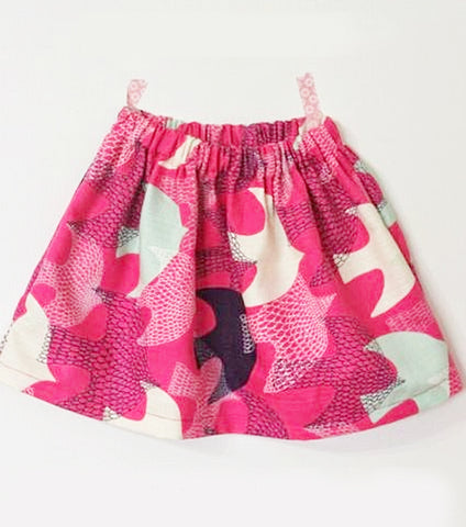 Mini Skirt: 2 Hour Private Machine Sewing Lesson via Zoom