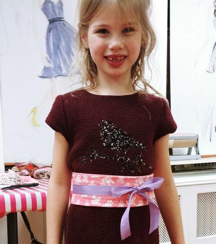 Sew an Obi Belt: 90 Minute Private Machine Sewing Lesson via Zoom
