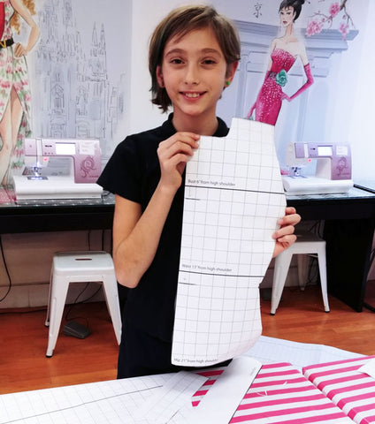 Fashion Designer: Advanced Sew 3 for Tweens - Bryant Park