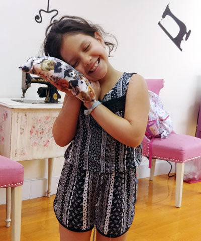 Beginner Sewing Class for Kids - Bryant Park- 4 weeks