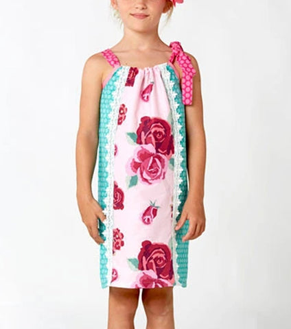 Sundress for Kids: 2 Hour Private Machine Sewing Lesson via Zoom