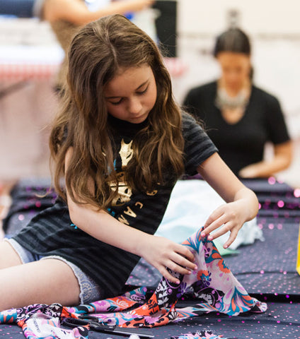 Good Friday Holiday Fashion Camp March 30th - Kids - Bryant Park