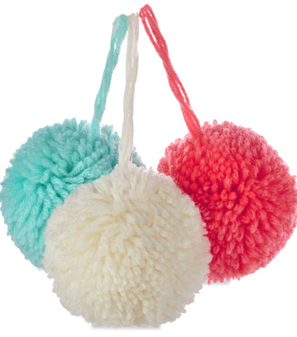 Virtual Birthday -  Make Pom Pom Jewelry via Zoom