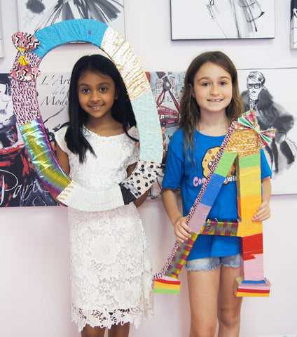 April Spring Break Half-Day Fashion Camp - Kids - Bryant Park