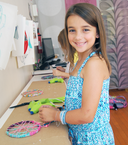 April Spring Break Fashion Camp - Kids - Bryant Park