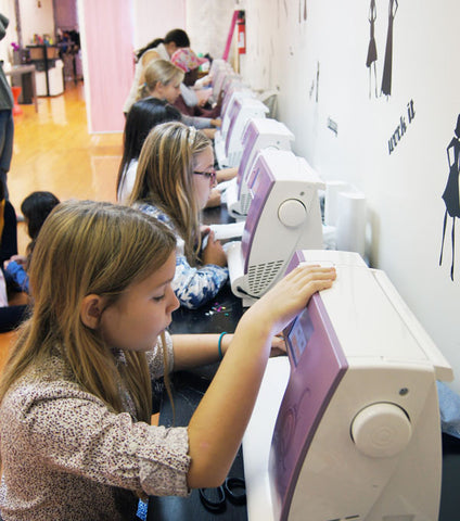 2 Week - Beginners Sewing Class for Kids