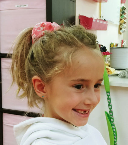 Sept 21st: Mommy & Me Scrunchies - Upper East Side - Sewing Workshop
