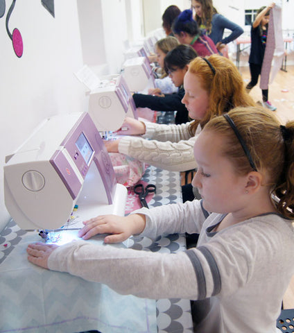 Trial Sewing Classes - Kids - All Studios