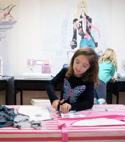 Fashion Couture for Kids - Bryant Park