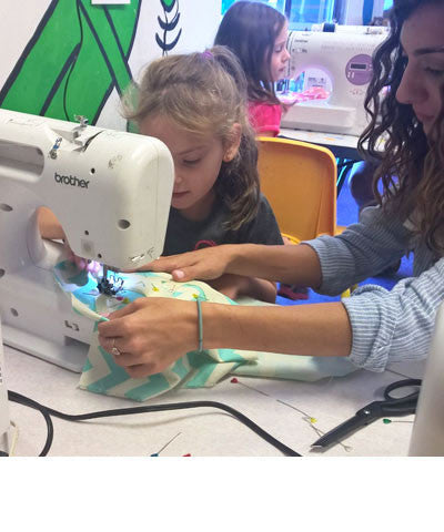 Fashion Design & Sewing for Kids - Brooklyn