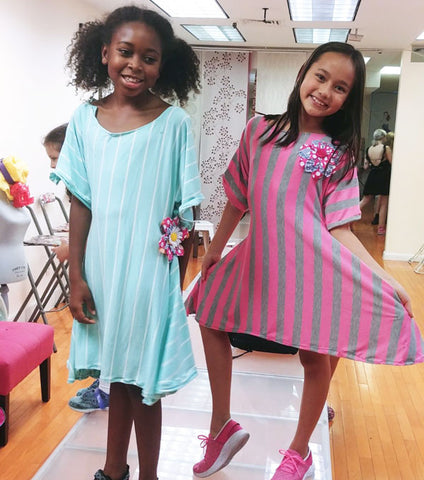 Dec + Jan Winter Recess Fashion Camp - Upper East - Kids