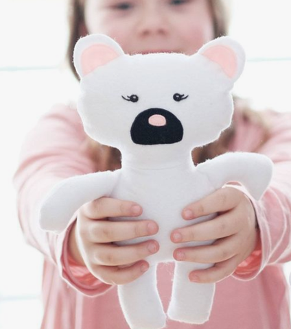Sew a Stuffed Animal for Kids - Bryant Park
