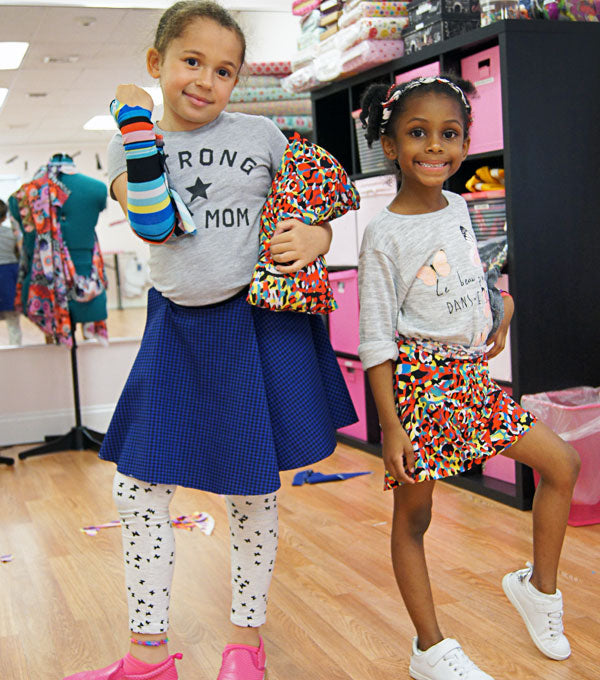 2febe91c365f Fashion + Sewing Summer Camp for Kids 6-8yrs - 2019 - Bryant Park ...