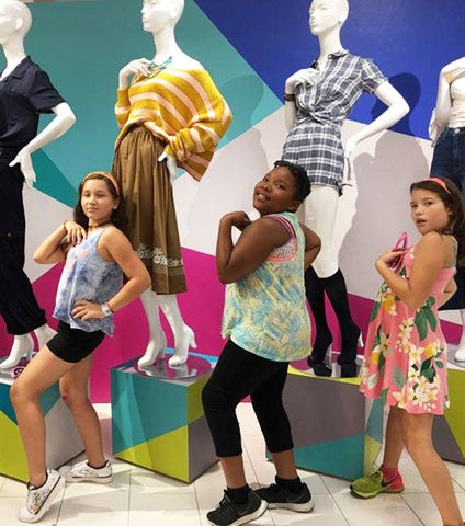 Fashion + Sewing Summer Camp for Tweens 9-12yrs - 2019 - Bryant Park