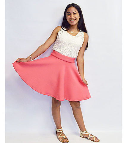 Fashion Design & Sewing for Teens - Bryant Park - Spring 2020
