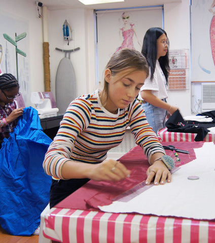 Fashion Design & Sewing for Teens - Bryant Park