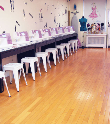 Fashion Designer: Advanced Sewing for Kids - Midtown