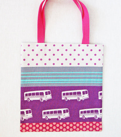 Tote Bag: 2 Hour Private Machine Sewing Lesson via Zoom