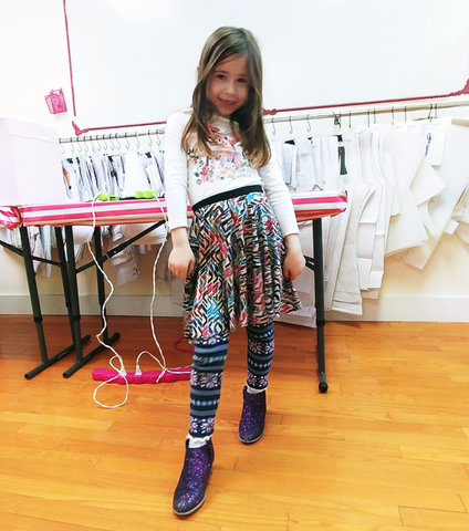 March Spring Break Half Day Fashion Camp - Kids - Bryant Park
