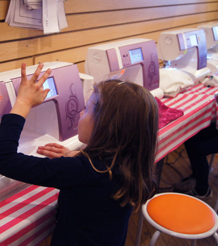 March: American Girl Doll Dress Making Workshop on the UES