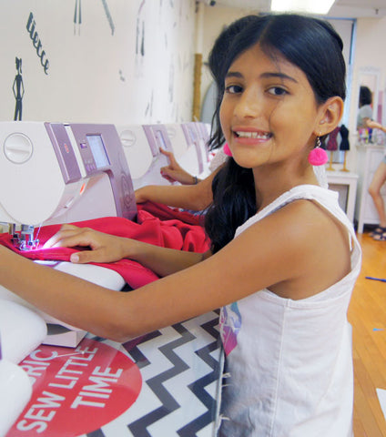 April Spring Break Half-Day Fashion Camp - Kids - Upper East Side