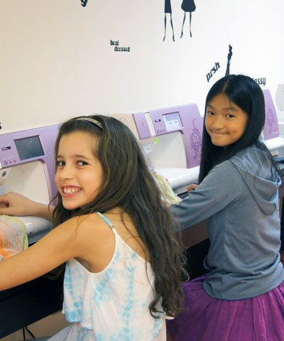 Sewing Parties for Kids