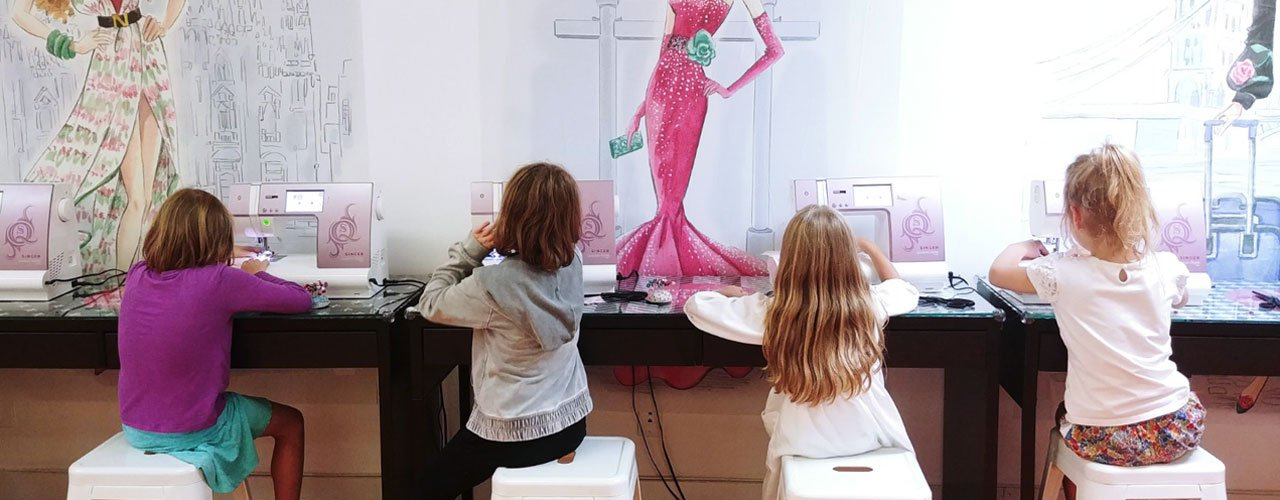 Sewing Classes for kids & teens NYC