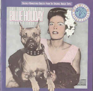 Billie Holiday ‎– The Quintessential Billie Holiday Volume 3 (1936-1937)  (1988)