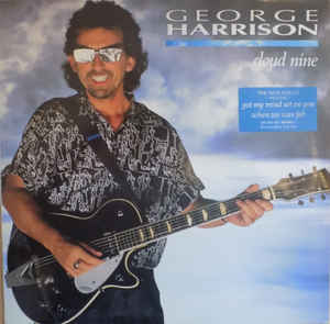 George Harrison ‎– Cloud Nine  (1987)
