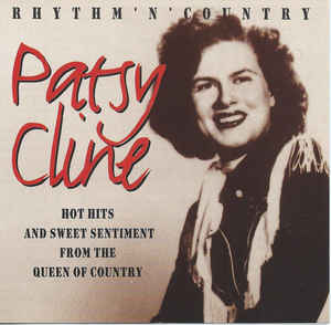Patsy Cline ‎– Rhythm 'N' Country  (1995)