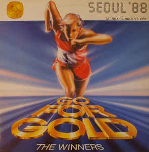 The Winners  ‎– Go For Gold  (1988)
