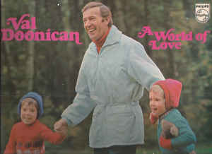 Val Doonican ‎– A World Of Love