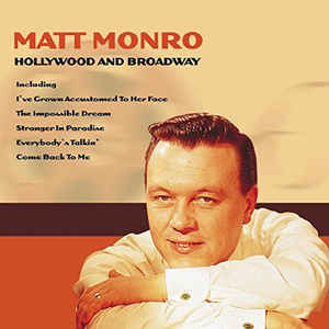 Matt Monro ‎– Hollywood And Broadway  (2001)