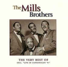 "The Mills Brothers ‎– The Very Best of Incl. ""Live in Copenhagen '81""  (2001)"