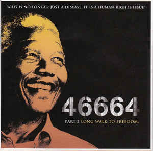 Various ‎– 46664 - Part 2 Long Walk To Freedom  (2004)