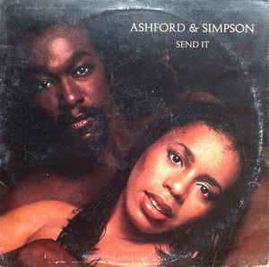 Ashford & Simpson ‎– Send It  (1977)