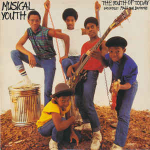 Musical Youth ‎– The Youth Of Today  (1982)