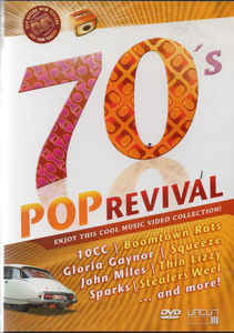 Various ‎– 70's POP Revival  (2004)