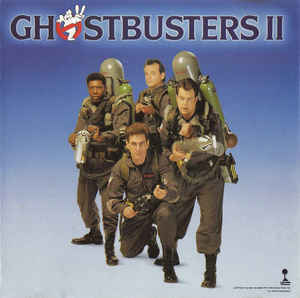 Various ‎– Ghostbusters II