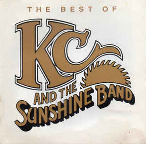 KC & The Sunshine Band ‎– The Best Of KC And The Sunshine Band