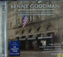 Benny Goodman ‎– The Famous Carnegie Hall Jazz Concert 1938  (2001)