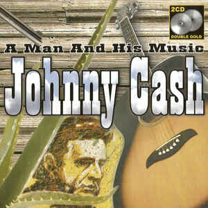 Johnny Cash ‎– A Man And His Music