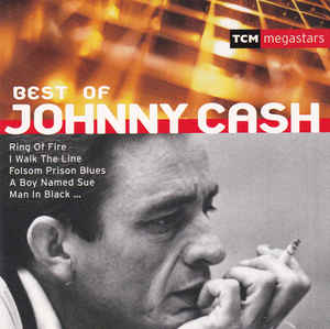 Johnny Cash ‎– Best Of Johnny Cash  (2001)