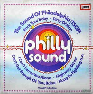 The Hiltonaires, The Air Mail ‎– Philly Sound  (1974)