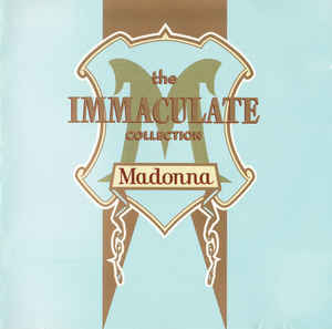 Madonna ‎– The Immaculate Collection  (1990)